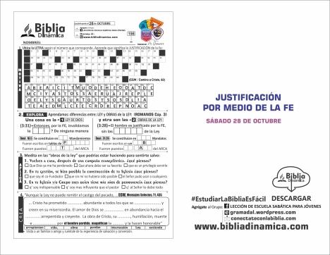 198 JUSTIFICACIÓN POR MEDIO DE LA FE vi;eta